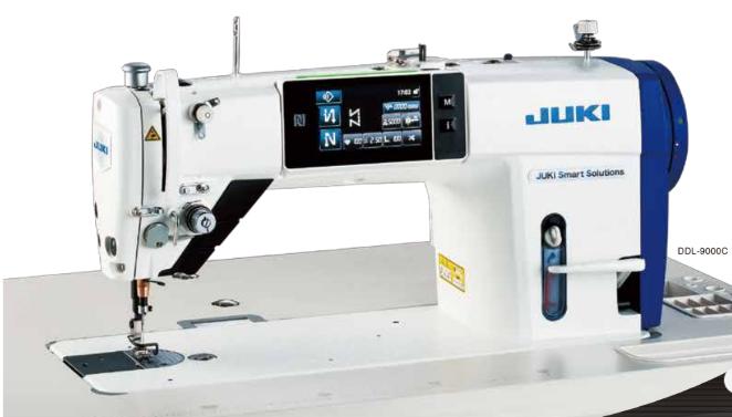 JUKI DDL-9000C